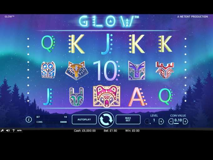 Game Review Glow