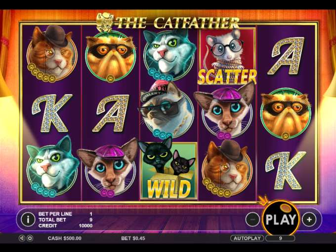 Game Review The Catfather