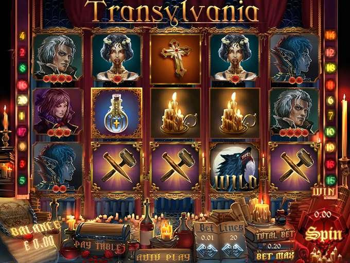 Game Review Transylvania