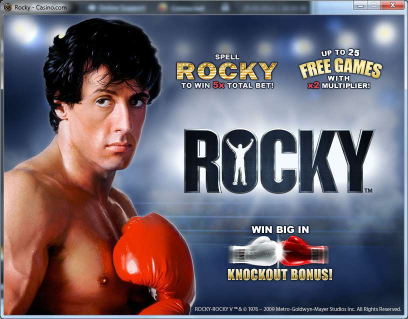 Game Review Rocky