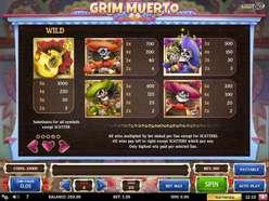Game Review Grim Muerto