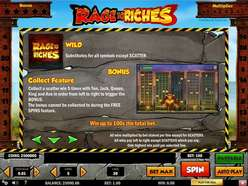 Game Review Rage to Riches