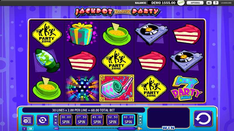 Game Review Jackpot Block Party