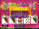 Playtech 20joker 20poker 20video 20poker