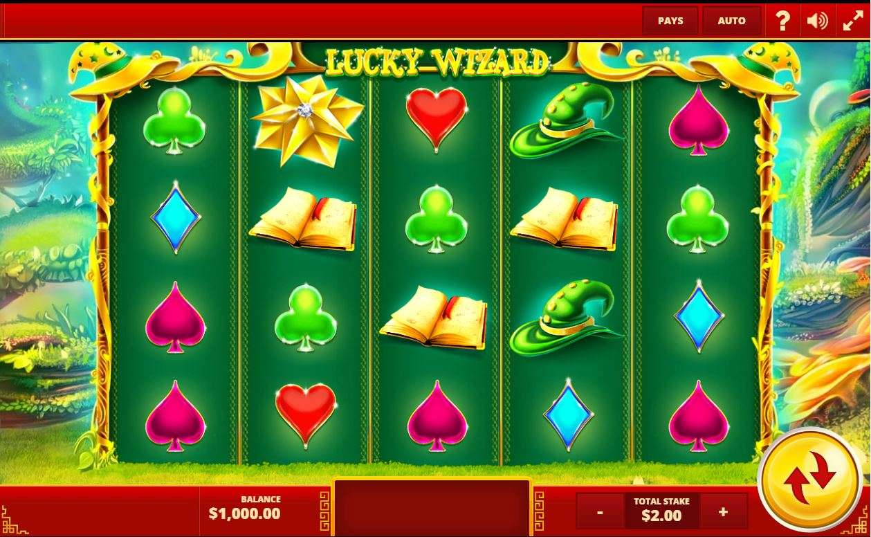 Game Review Lucky Wizard