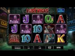 Game Review Lost Vegas