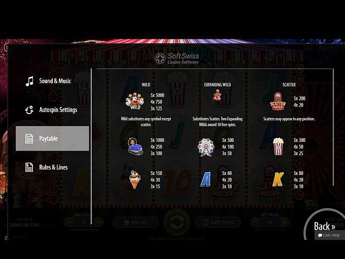 Game Review Fantasy Park