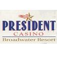 President casino