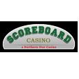 Scoreboard sports lounge