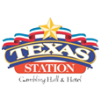 Texas station gambling hall and hotel