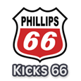 Kicks 66 convenience store  phillips 66 service