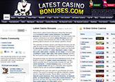 25 Best Gambling Affiliate Portal Designs 2011
