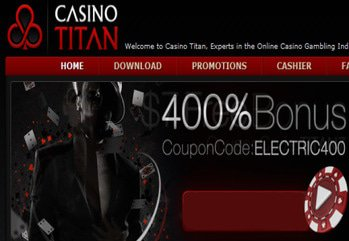 Main casino titan