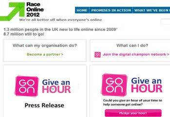Main race online 2012