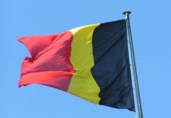 Main belgian flag