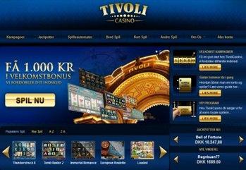 Main tivoli casino dk