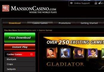 Main mansion casino