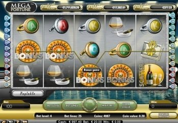 12745 lcb 120k dg  26 mega fortune bonus game