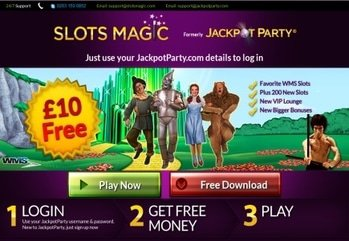 17052 lcb 104k gc agic formerly jackpot party
