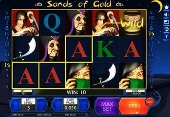 17501 lcb 95k kf n lcb 71 sands of gold slot