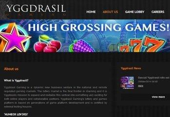 20676 lcb 85k lg lcb 11 yggdrasil gaming new