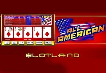 22276 lcb 71k qw slotland all american poker