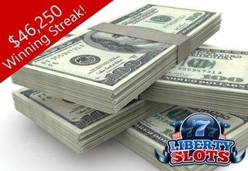 23012 lcb 104k 2q  lcb 8 liberty slots winner