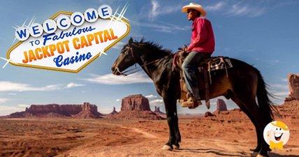 Jackpot capital cowboy