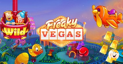 Get your freak on%28line%29 with the new freakyvegas casino