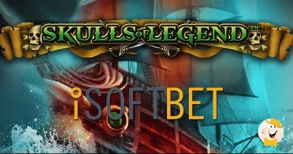 Isoftbet launches skulls of legend slot
