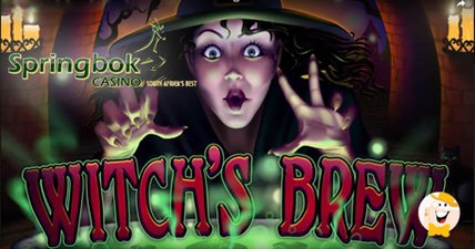 Springbok offering a spooky preview of rtgs witchs brew