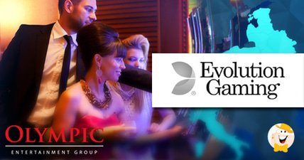 Evolution gaming strikes deal with oeg