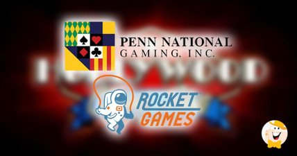 Penn interactive and rocket games go live with hollywood classic slots