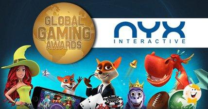 Nyx gaming walks away from global gaming awards as top digital gaming innovator