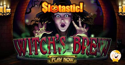 October  313 bonus 31 free spins on witchs brew only from slotastic