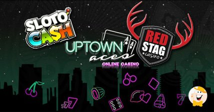October promos at red  stag slotocash and uptown aces
