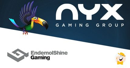 Nyx gaming partners with endemol shine uk