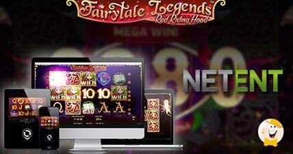 Netent launches first slot in fairytale legends series