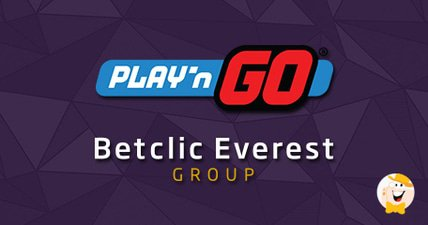 Playn go games arrive at betclic everest group casino brands