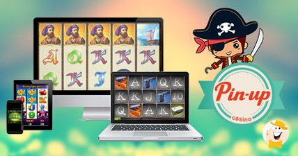 Pirated games at pin up casino