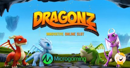 Microgaming to unleash the dragonz on 2nd november