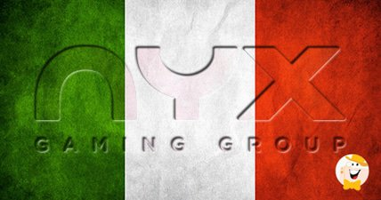 Nyx gaming enters italian land based market