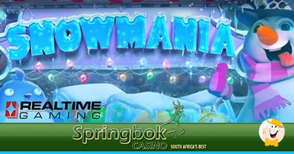 Springbok announces exclusive launch of rtgs snowmania in november