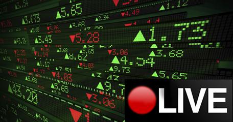 Live Gaming Stocks Monitor