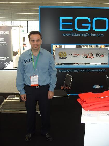 George Ego