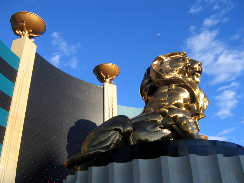 MGM Las VegasLion