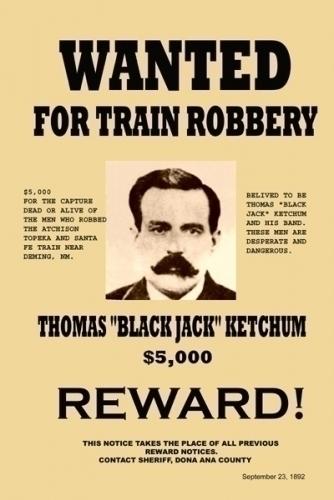black_jack_ketchum_wanted