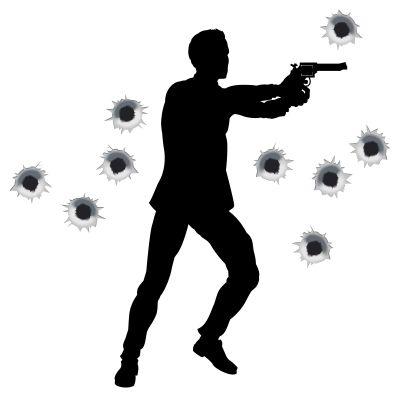 gunfight I