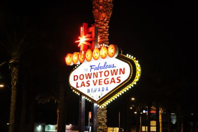 DowntownVegasNight