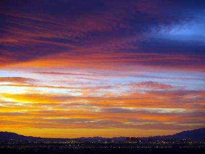 SunsetMountainsLasVegas